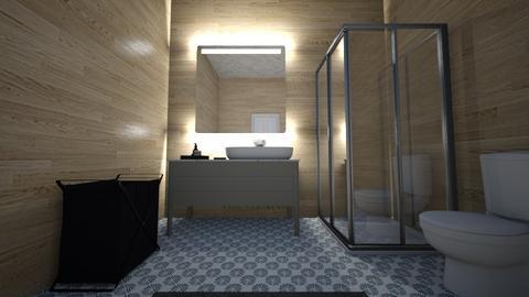 hgf - Bathroom  - by aysfsd