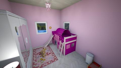 kids room - Kids room - by thatssooverthetopp
