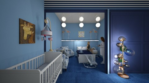 Baby was born - by Yulita Riauwaty