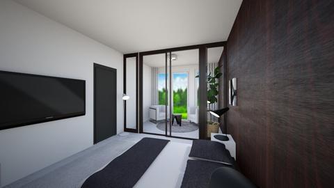 slaapkamer v2 - Bedroom  - by rinzeboeijen