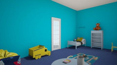room nicholas  - Classic - Kids room  - by Jordova Lucie