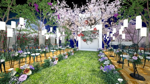 dream wedding - Modern - Garden - by lamzoi
