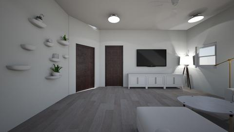 bbbb - Living room  - by Architectdreams