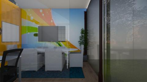 Chilling Area view - Office  - by Jeycie Designs