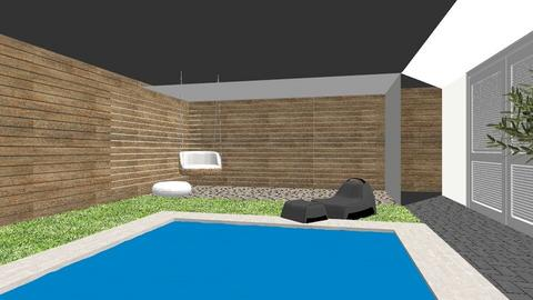 swimming pool - Classic - Garden - by DanaDesign