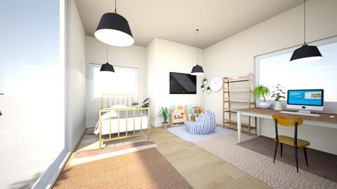 Mine Room - Bedroom  - by Zurarap