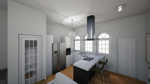 New R 10 - Kitchen  - by Niva T