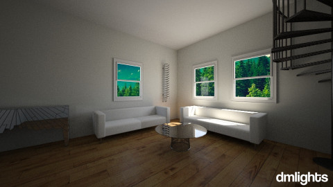 grey - Living room - by DMLights-user-1014367
