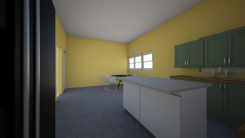 coolio - Kitchen - by joyflick