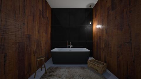 Gone wrong bathroom - Bathroom  - by AGB08