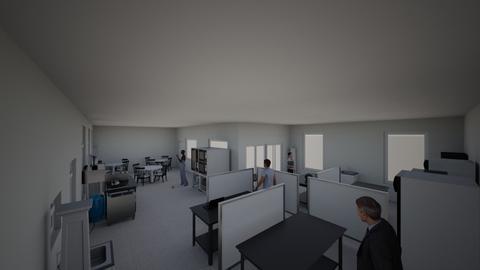laboratorio de cocina  - Kitchen  - by gpalencia