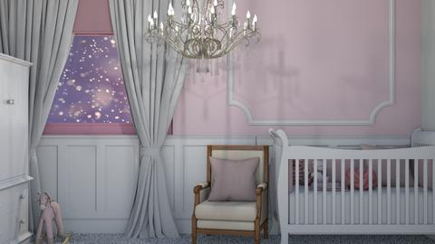 Baby Girl - Kids room  - by KittyKat28