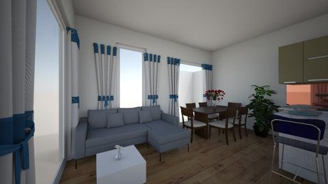 Proj salkuch 210 - Living room  - by jamal9191Kar