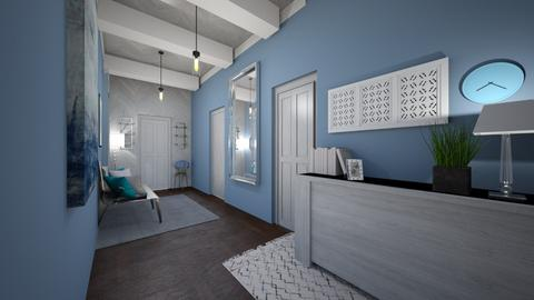 Welcoming Hallway - Modern - by Lulu12345678910