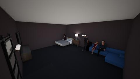 Skittles - Bedroom  - by YummyBummy