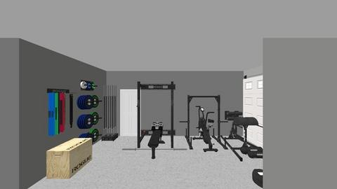 Cooper Gym - Phase 2 - by rogue_2f16a85ab8c1a94791086362c9545