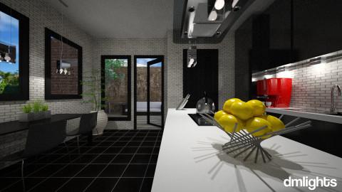 ModernKitchen - Kitchen  - by DMLights-user-1104016