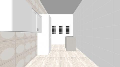 Garage to Kitchen - Kitchen  - by hatchandhome