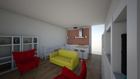 MU58_3 - Living room  - by azreon