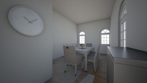 mama tata kuca - Modern - Living room - by projektovanje
