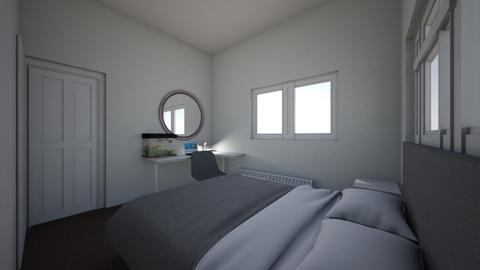 my Bedroom - Bedroom  - by Grace Deane