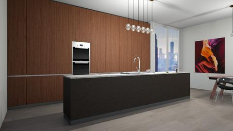 claudias kitchen - Classic - Kitchen  - by martinini