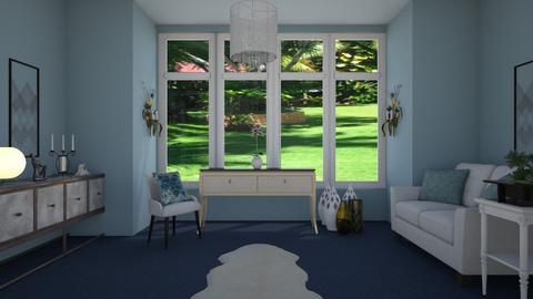 Template Baywindow Room - Minimal - Living room  - by chime