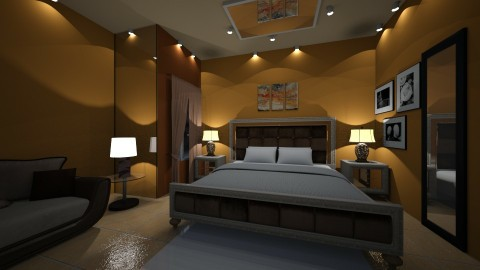 Dream Master Room - by samaya