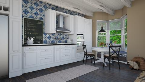 Farmhouse kitchen - Kitchen  - by Laurika