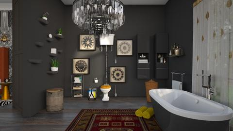 pembridge square - Eclectic - Bathroom  - by kitty