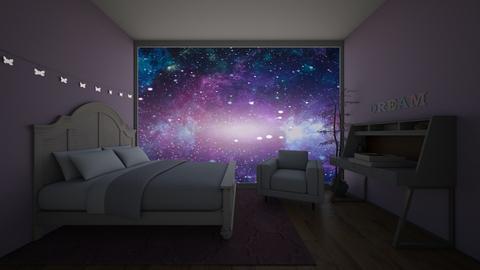 Dreams Contest - Bedroom  - by okei_imdone