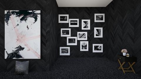 REMIX ME - Modern - Bedroom  - by logz mcw