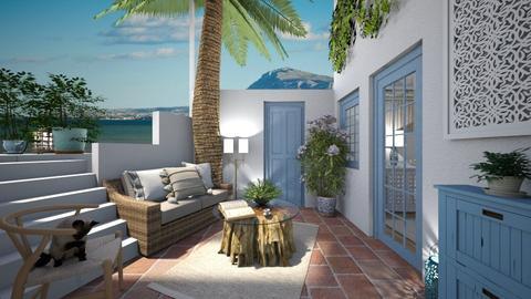 patio - Garden  - by rasty