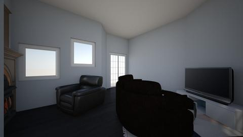 Work - Living room - by Carly W