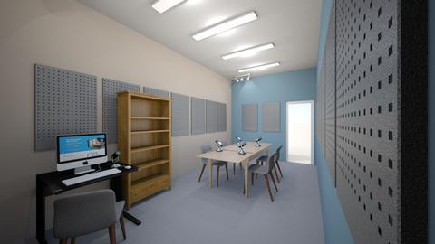 studio_final - Office  - by evercurio