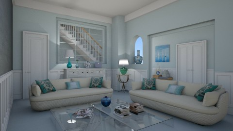 Esther Artole - Eclectic - Living room  - by deleted_1524667005_Elena68