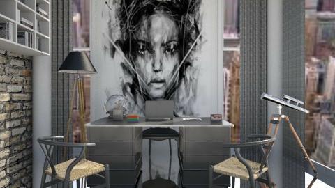 f - Office - by nouran1234