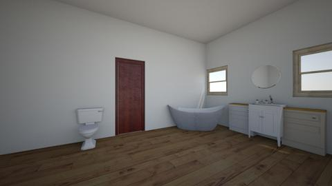 Final Bathroom  - Bathroom  - by Gracie6
