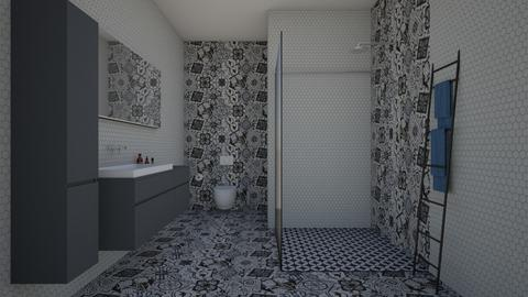 bathroom4 - Bathroom - by Lia Malhi