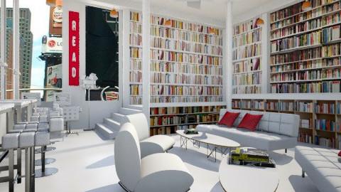 Modern Library - by reddy121