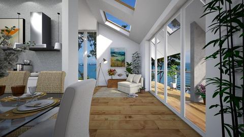 Apartamento de Verano - Modern - by LuzMa HL