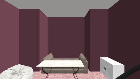 modern bedroom - Modern - Bedroom - by brookewilson