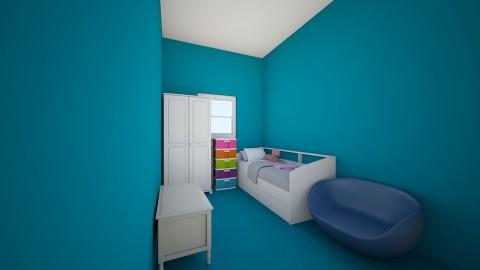 Bedroom 1 - Bedroom - by xXBubblelGumlGirlXx