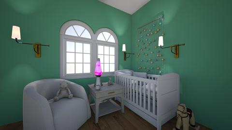 sugar - Kids room  - by hicran yeniay