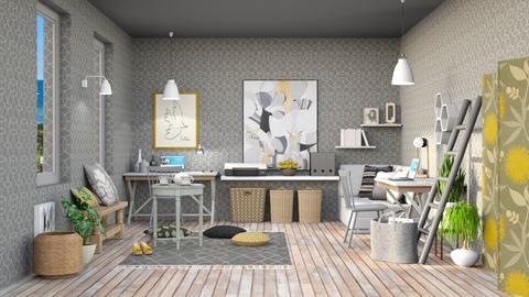 Last South - Office  - by Ferplace