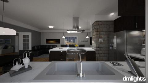 EastEndKitchen - Kitchen  - by DMLights-user-1063855