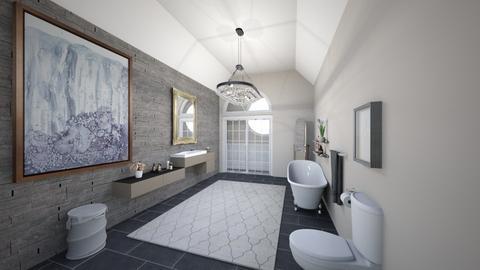Bathroom 2 - Eclectic - Bathroom - by laurenpoisner