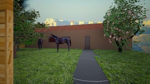 Horses - Classic - by lokneszikolbasz