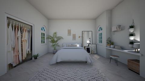 Bookworm  - Classic - Bedroom  - by evabarrett