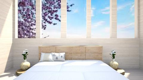 feng shui - Bedroom  - by nihalruttala